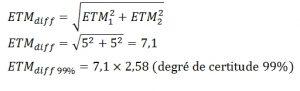 Exemple ETMdiff